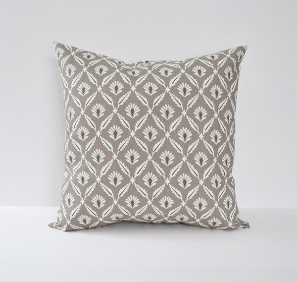 22x22 Throw Pillow Covers : Pillow Cover Decorative Pillows Throw Pillows by BlossomPillowCo