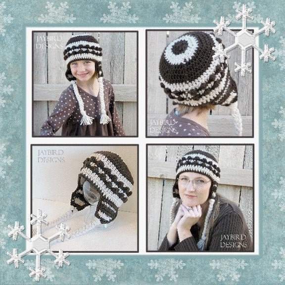 Winter Warmers, Crochet e-Patterns