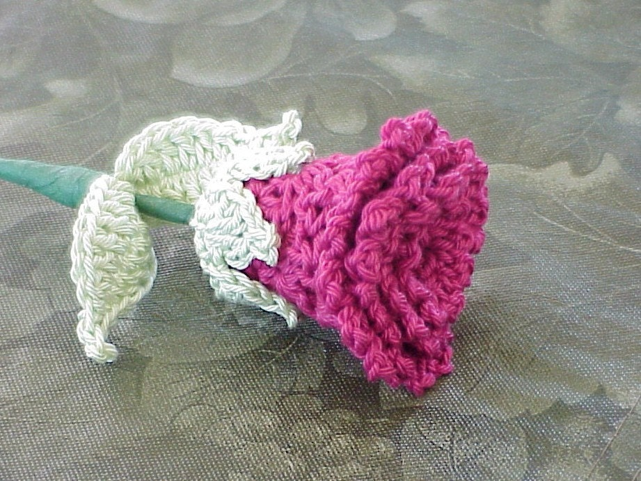 crochet rose bouquet on Etsy, a global handmade and