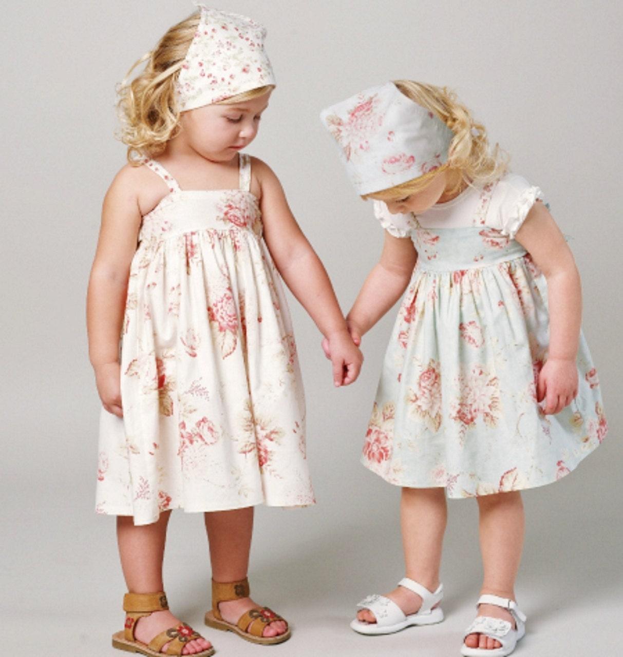 Toddler Dress Pattern Sundress