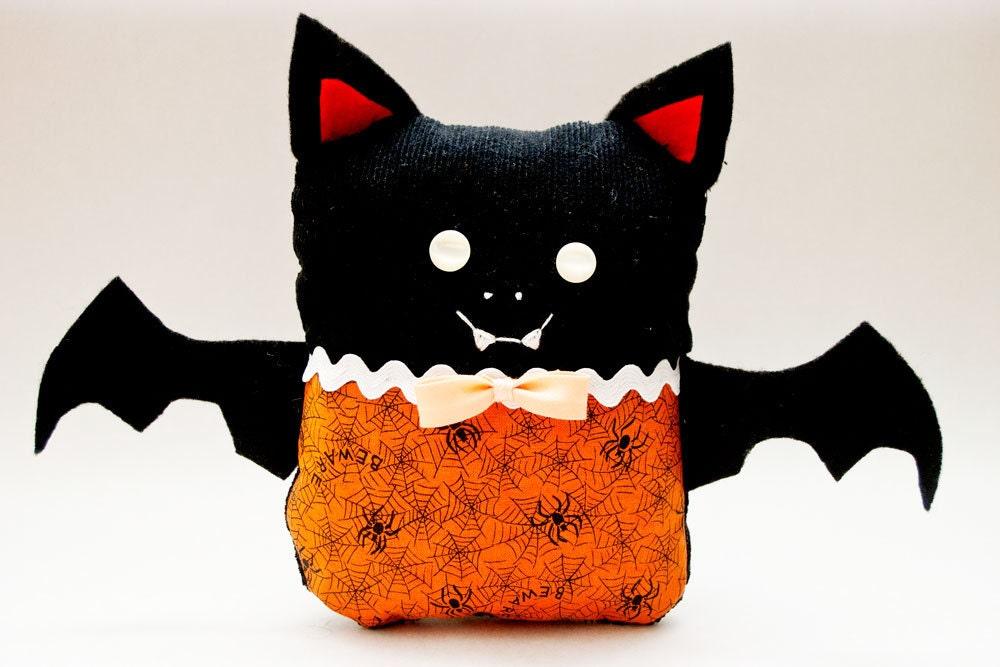 Gusty the Bat Halloween Plush