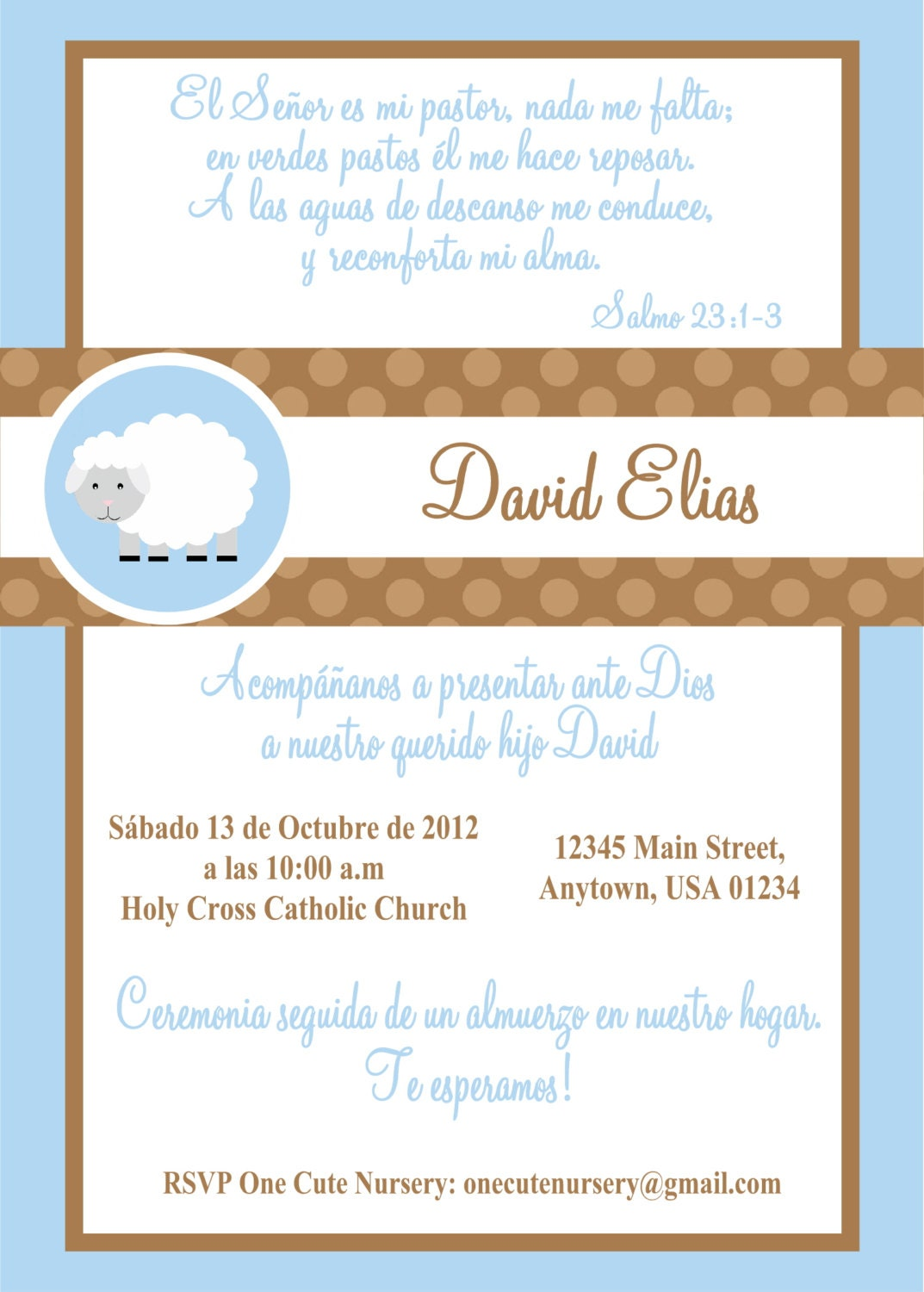 Printable Baptism Invitations for best invitation example