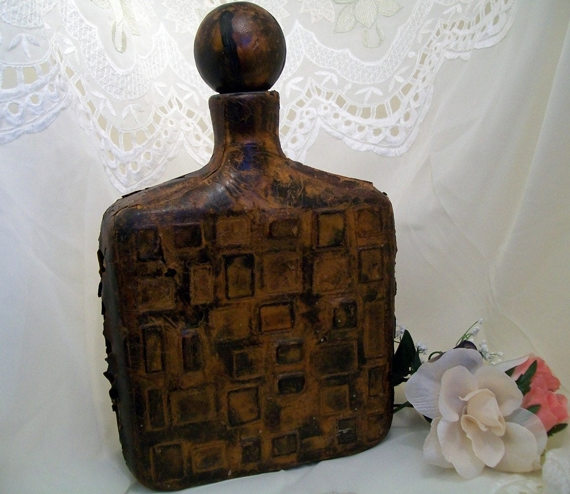 Antique Italian Liquor Decanter