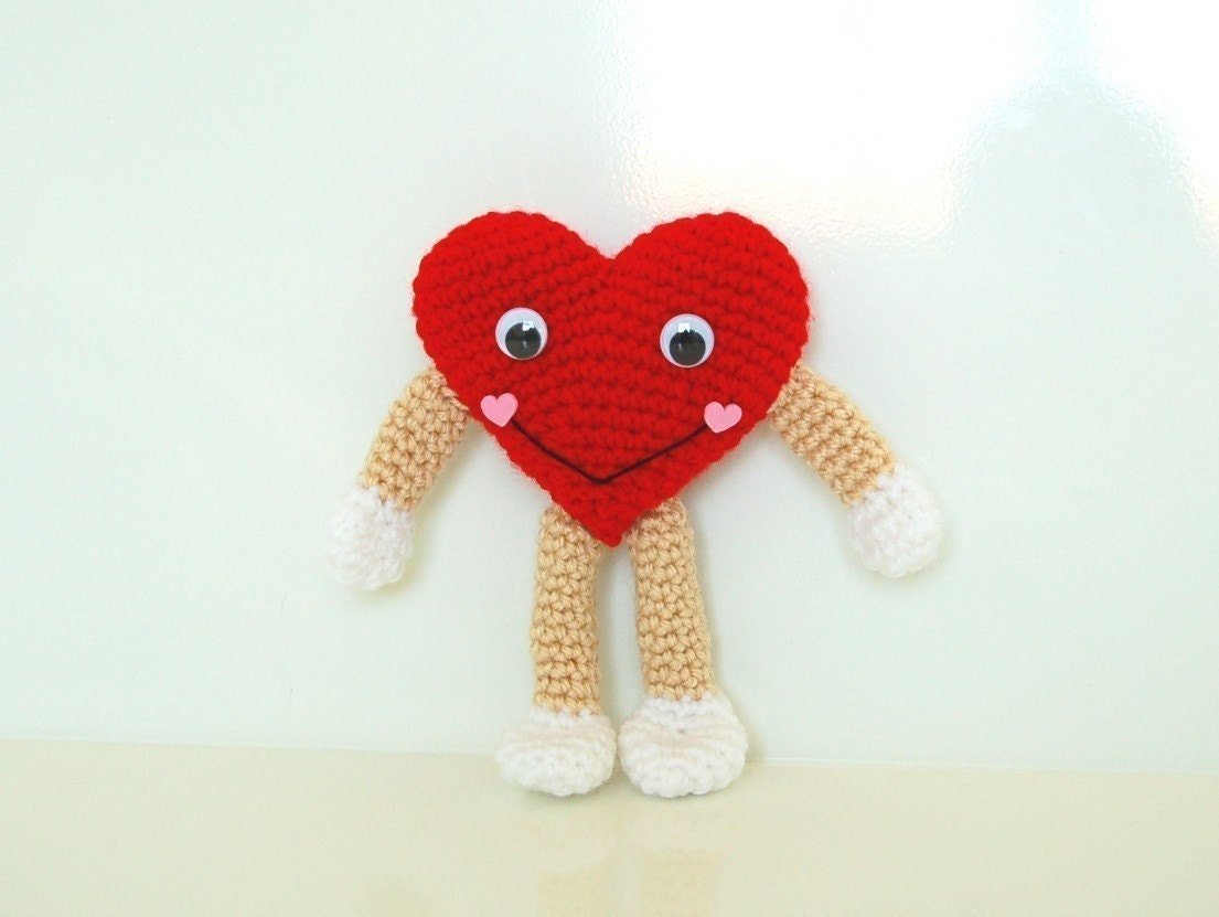 Free Valentine's Day Crochet Patterns