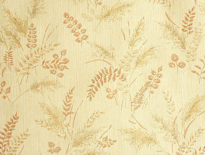vintage botanical wallpaper by etsplace on etsy