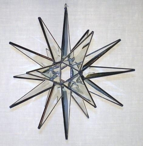 Moravian Specialties & Gifts :: Stained Glass Moravian Star