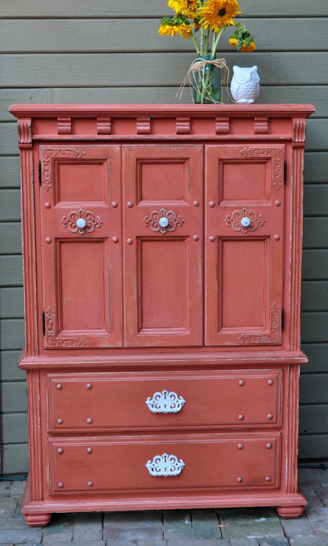 Sold Custom Order  shabby chic dresser - OutsideTheBoxSpokane