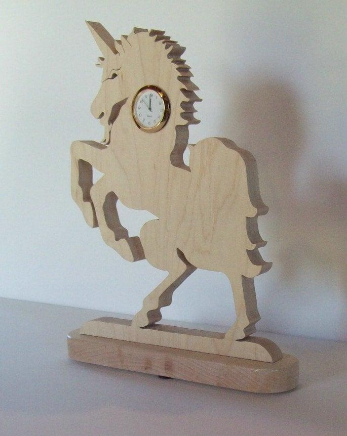 Unicorn Mini Clock