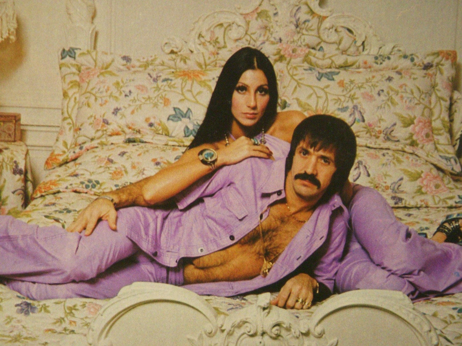 Sonny And Cher Mama Was A Rock And Roll Singer Papa By