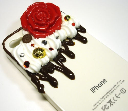 Case mobile phone sweet deco-Blissdeco049-FREE SHIP