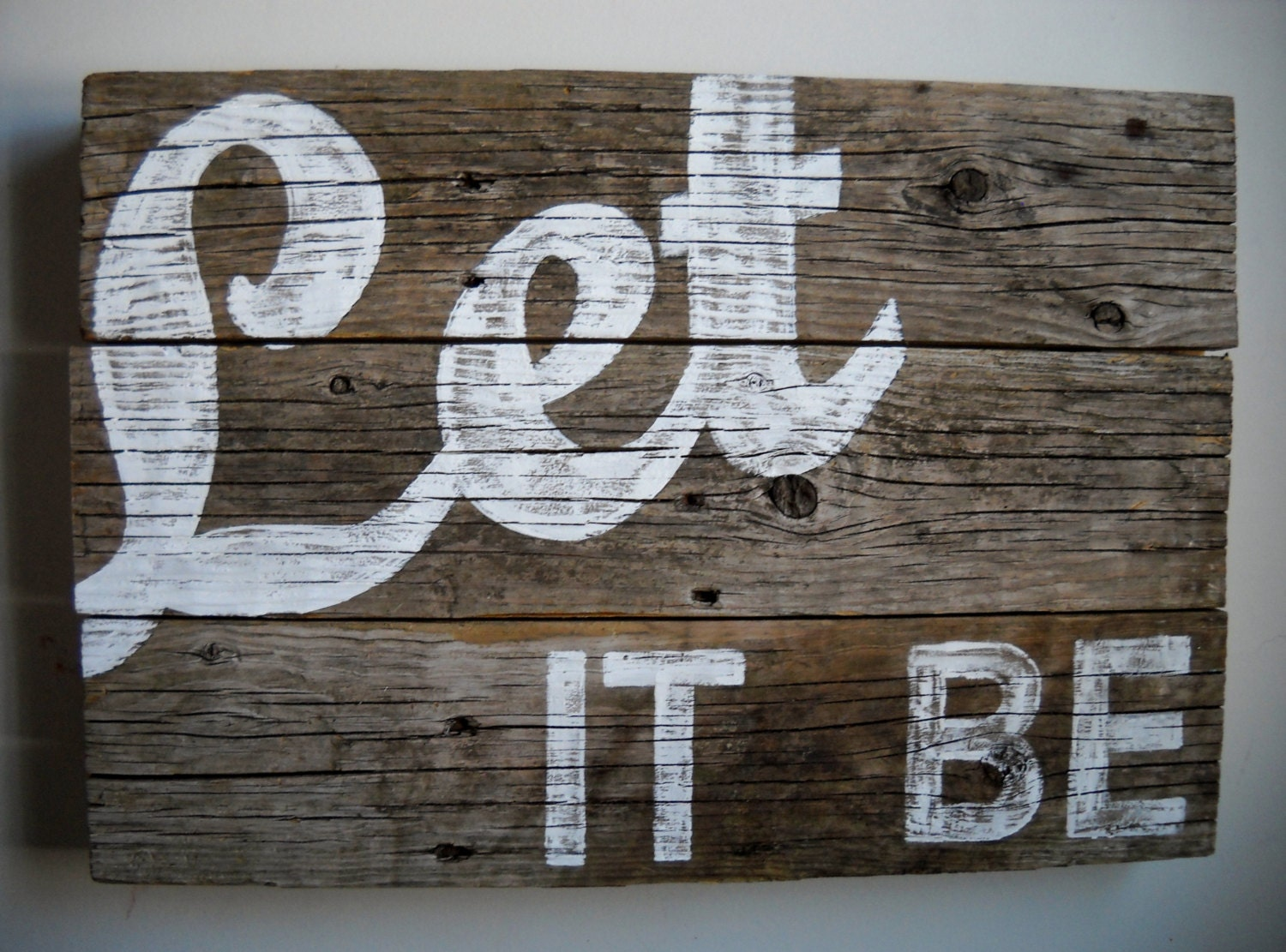 Popular items for pallet sign on Etsy