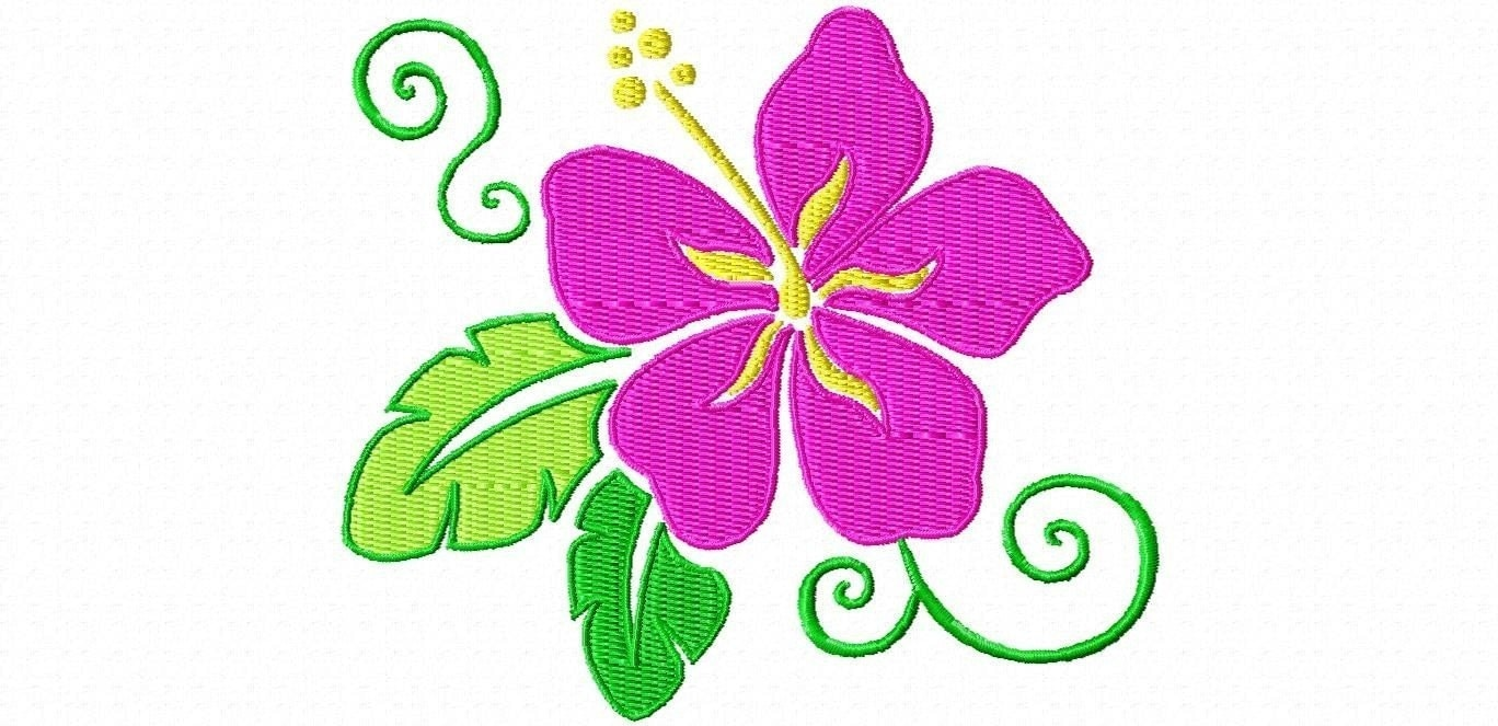 Embroidery flower designs « origami