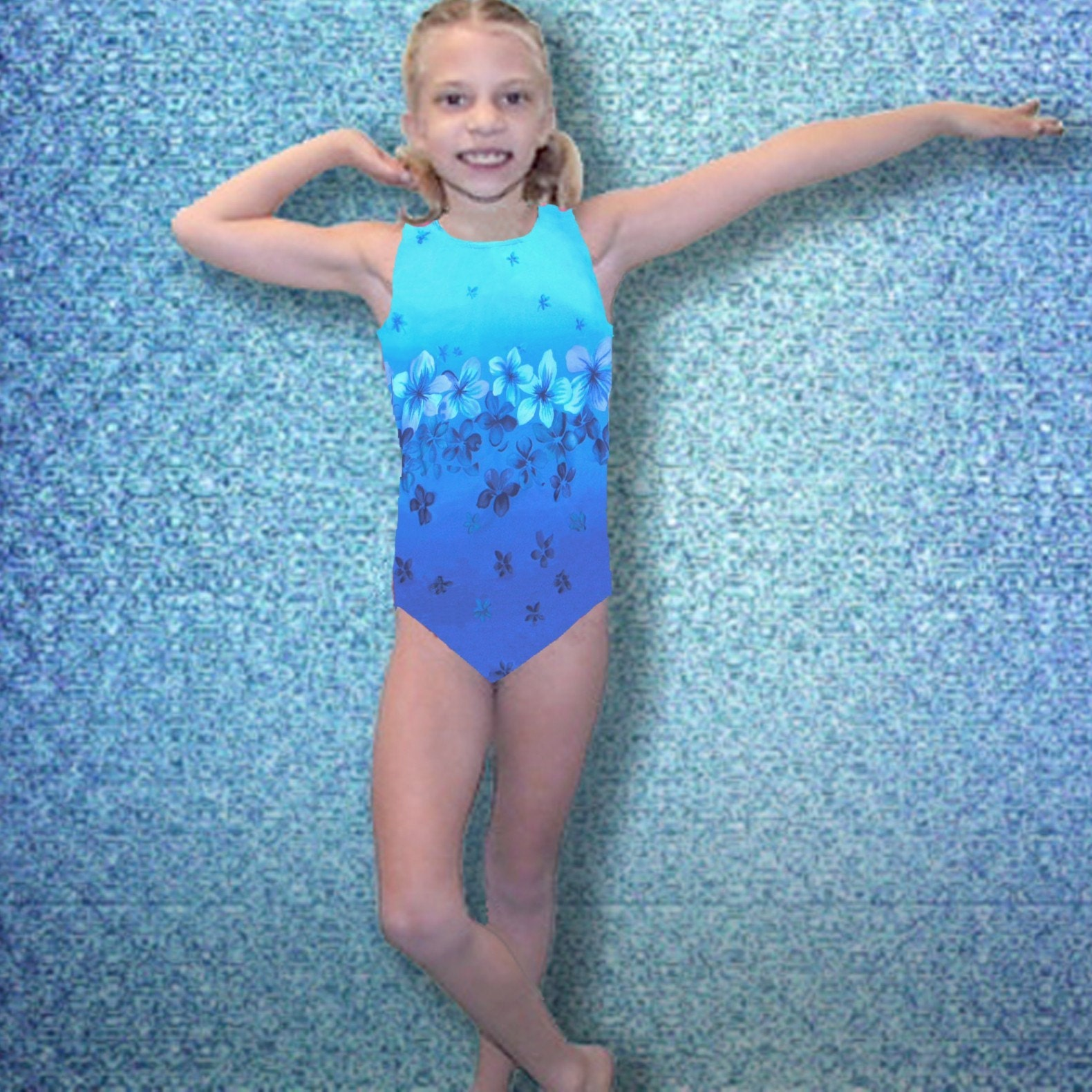 Is your training leotard the same good as is your gymnastics? Isn't it