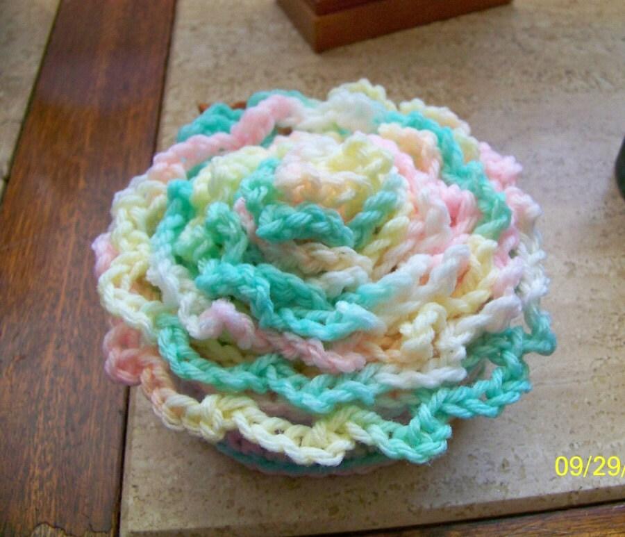 Cupcake Princess Scarf