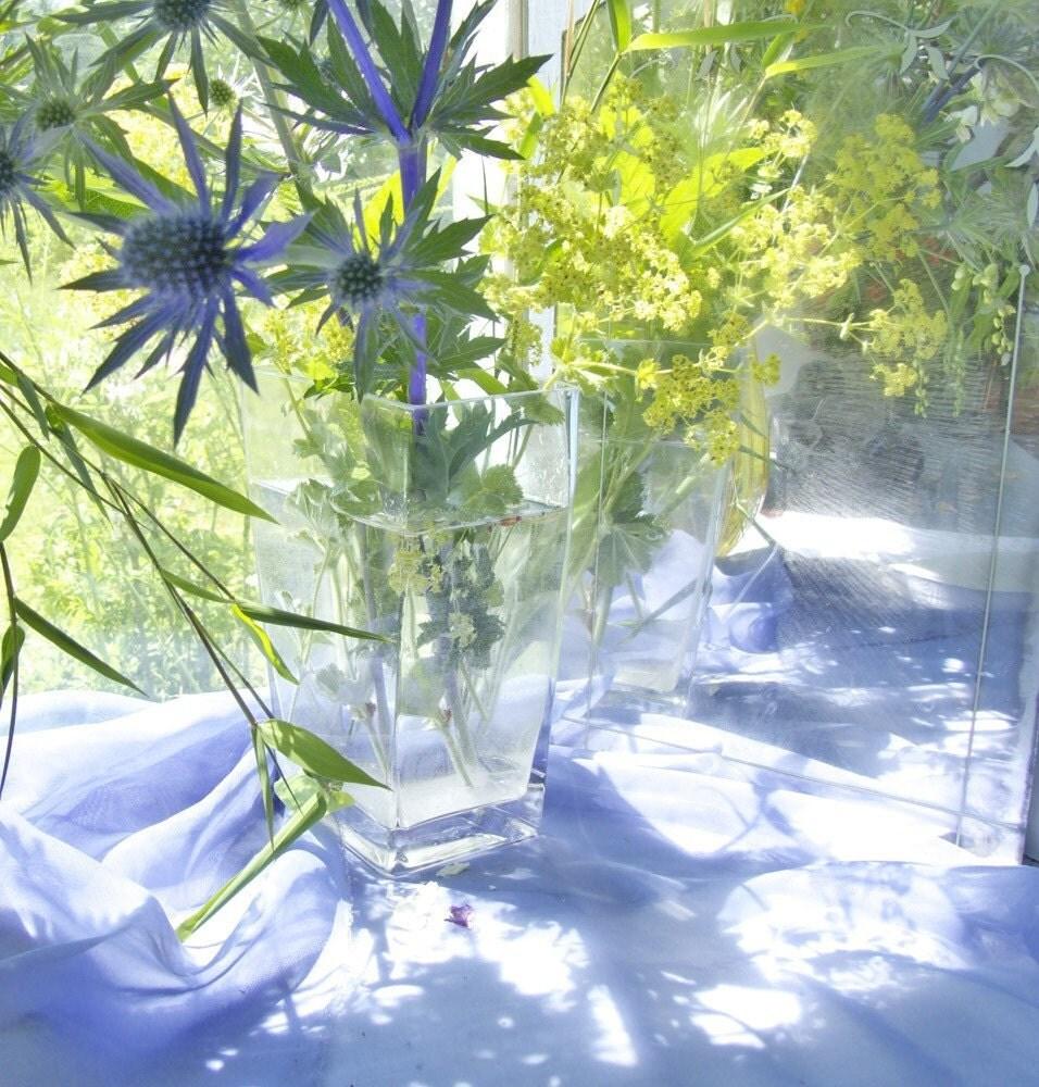 Blue Light, Fine Art Photograph, Abstract Patterns of Light