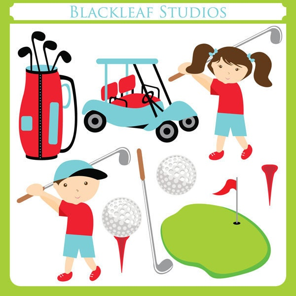 Golf Club Bag Clip Art Images & Pictures - Becuo