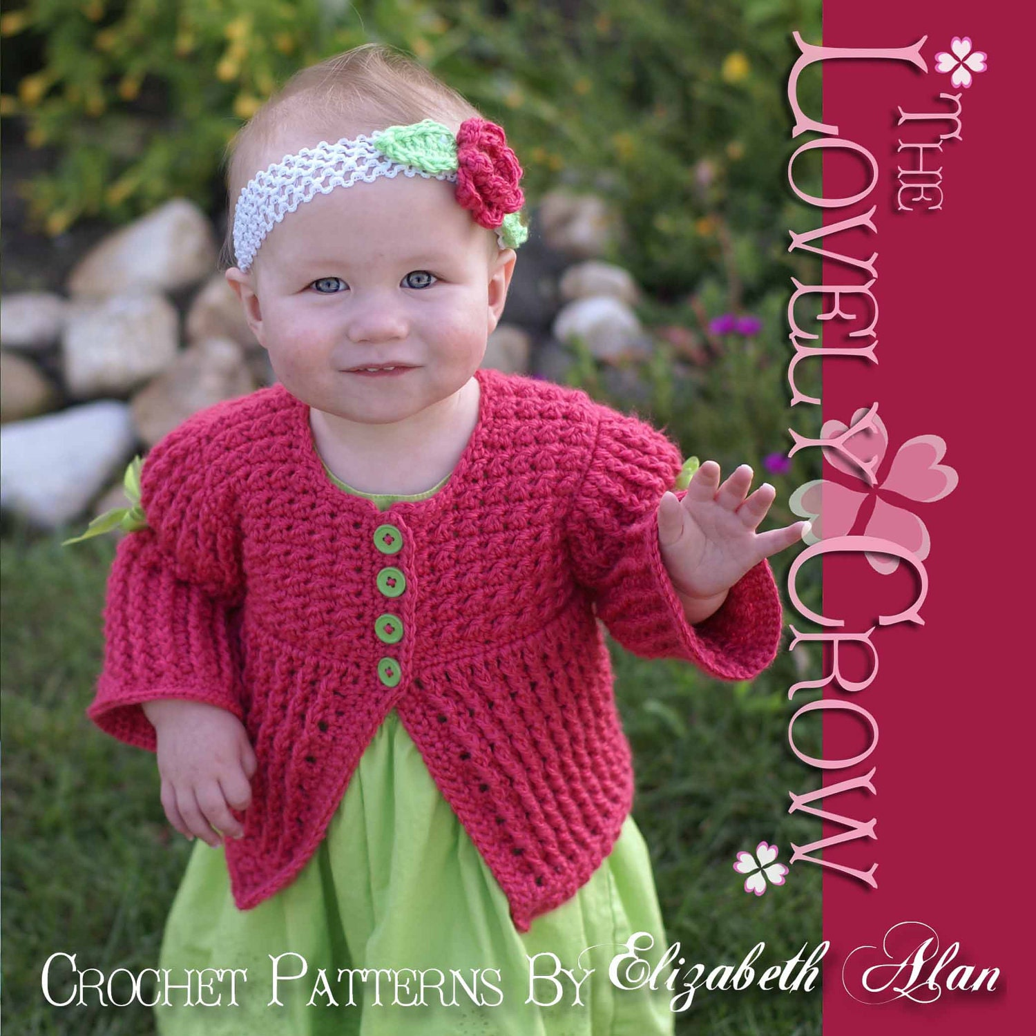 Crochet Child Cardigan Pattern : Crochet Patterns Baby Sweater