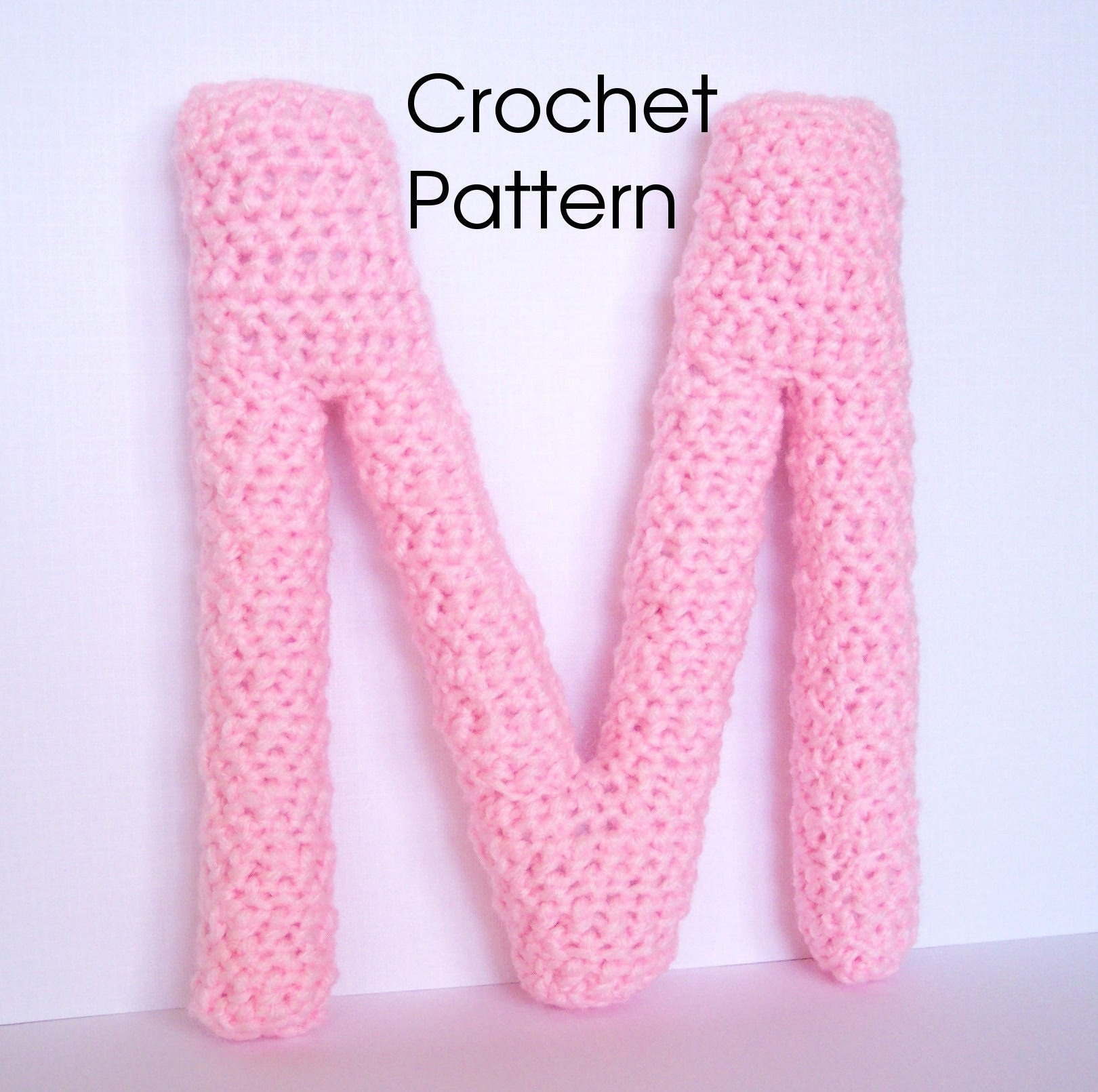 ... Photos - Free Crochet Alphabet Pattern Crochet And Knitting Patterns