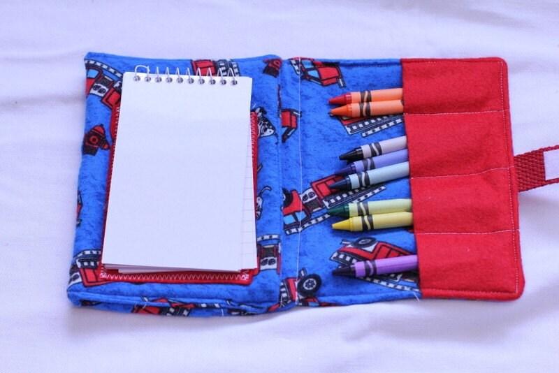 Crayon Pad Roll