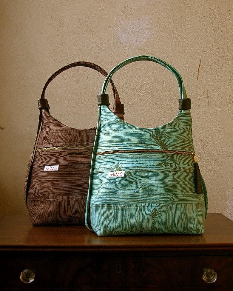 Mims Nap Sack/Shoulder Bag in Joel Dewberry