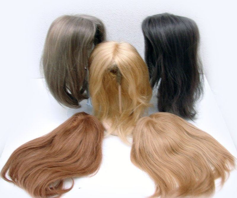 Yak Hair Santa Wigs 117