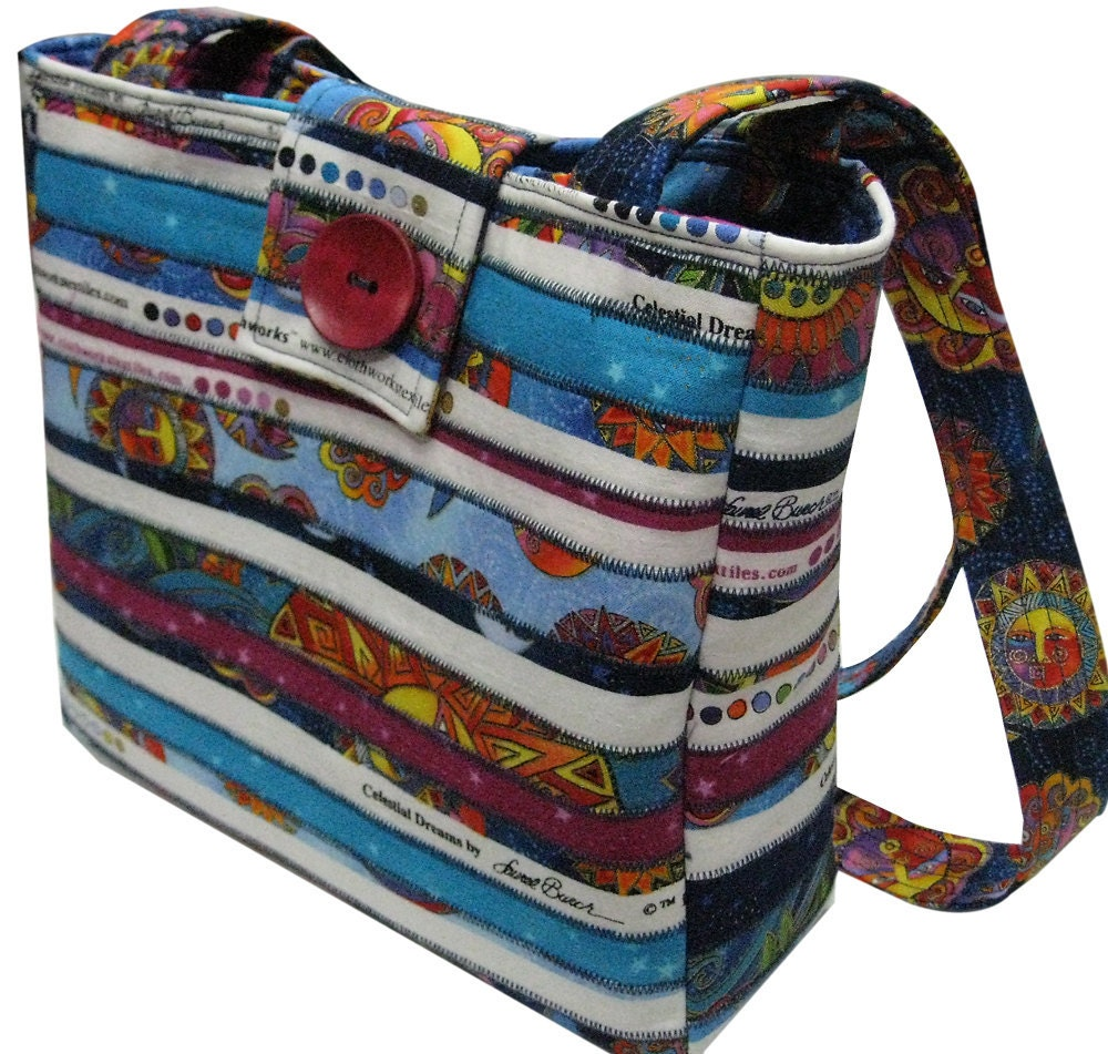 Purse from Laurel Burch Selvage