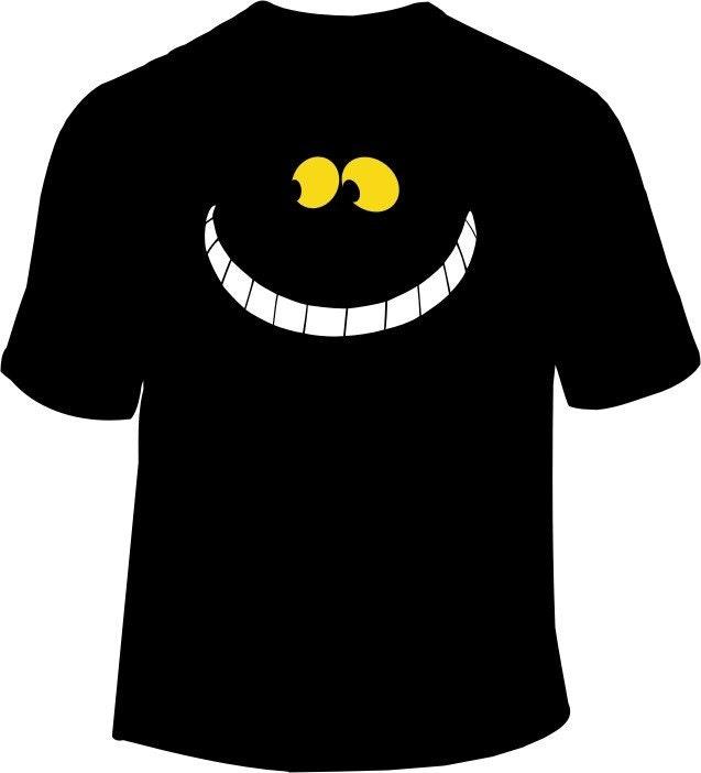 Cheshire Cat Smile T Shirt