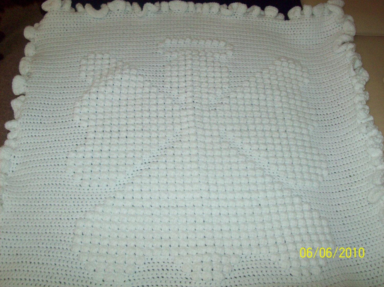 Free Crochet Pattern 70649AD Baby Ripple Afghan : Lion Brand Yarn