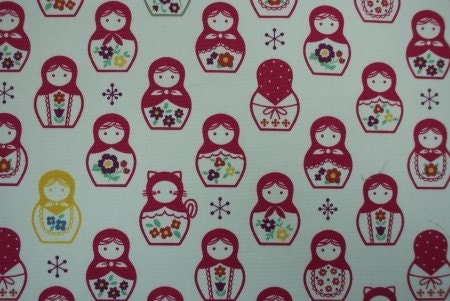 Kawaii Matryoshka Dolls