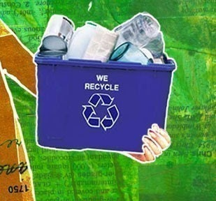 Sadly, She's Rarely Judged On How Good She Is At Recycling . . . it is an Eco-Friendly ART MAGNET for Girls Whose Best Talents Lie Unnoticed By Regular People.