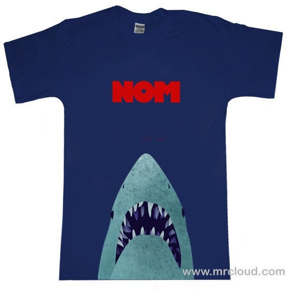 Jaws T-shirt Nommage