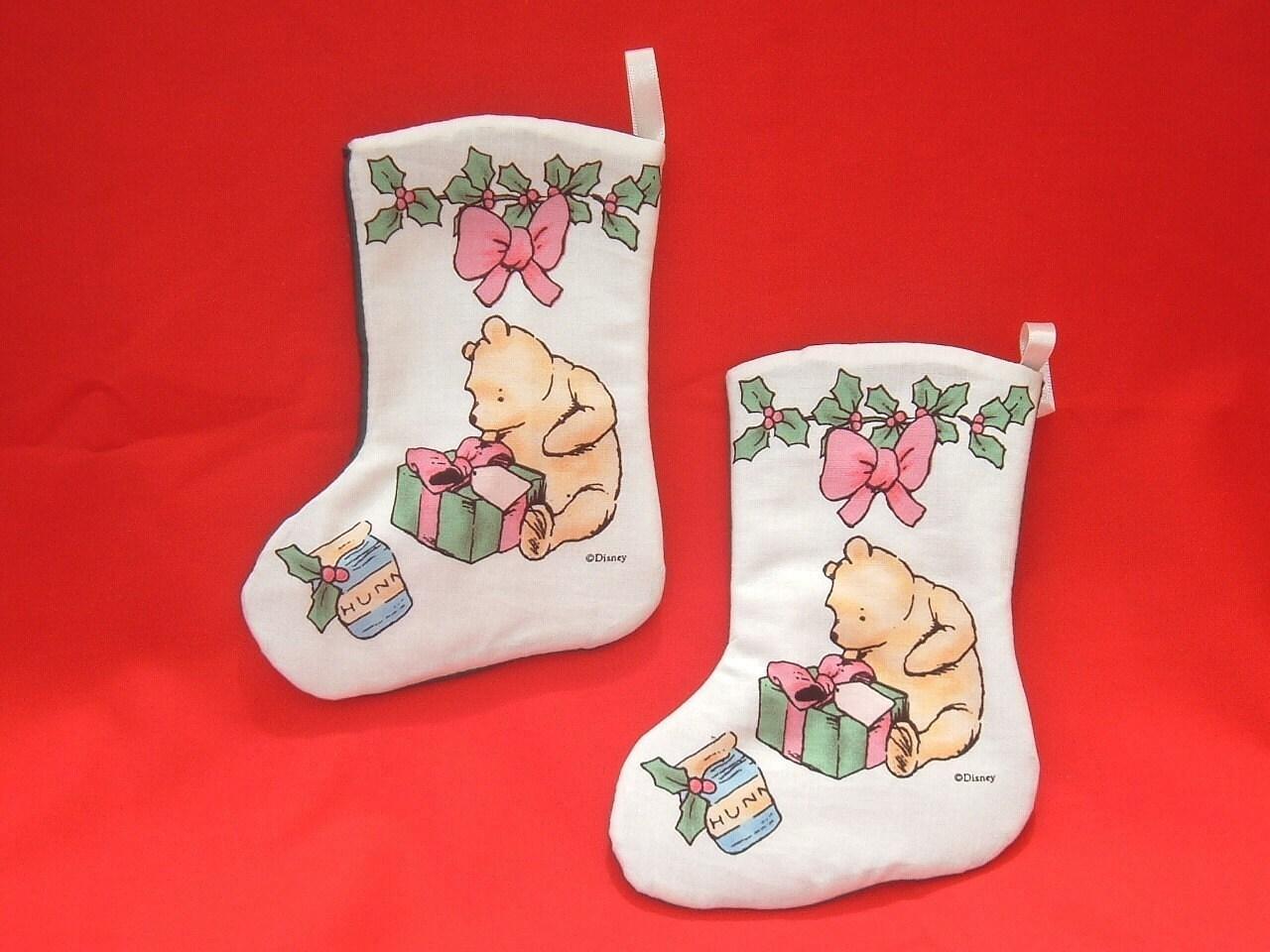Set of 2 Small Christmas Stockings