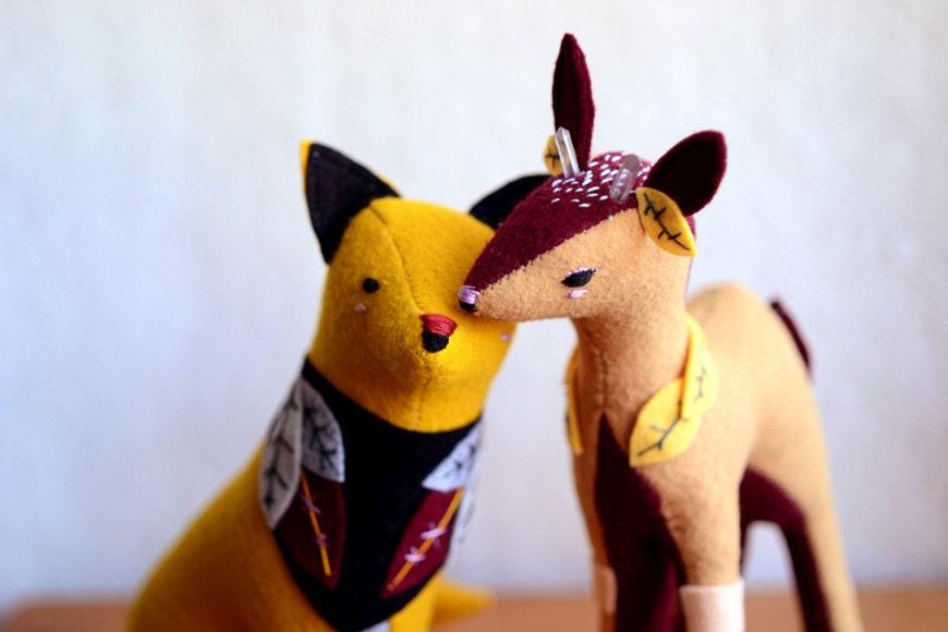 megafauna - crystal deer