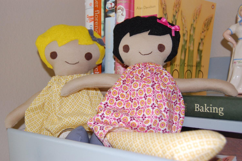 Rosie Rag dolls