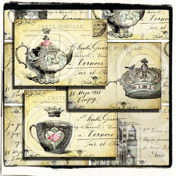 Party Backgrounds For Invitations. tHe QUeeNs TeA PaRTy WHiMSiCaL