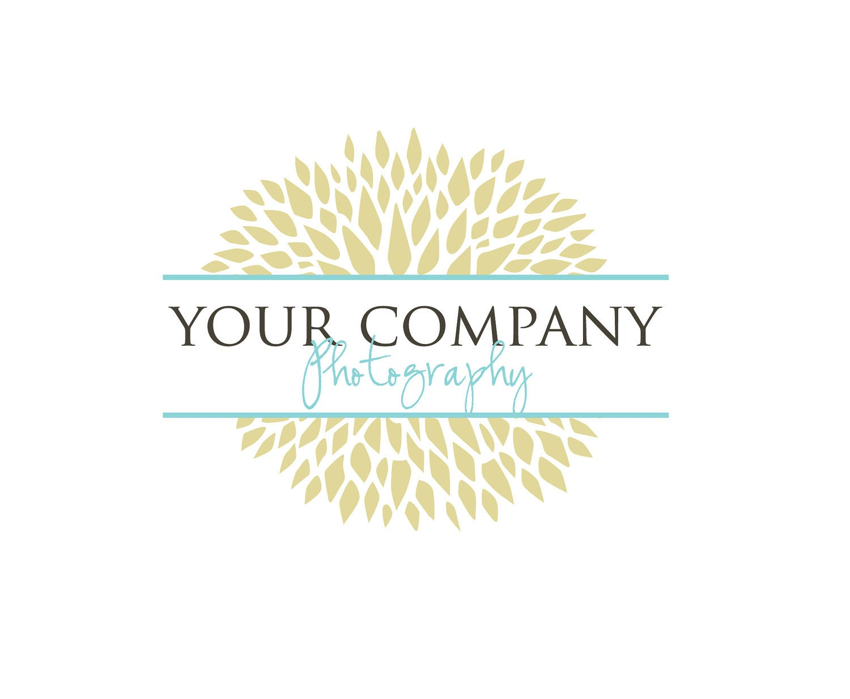 Etsy photography logo design