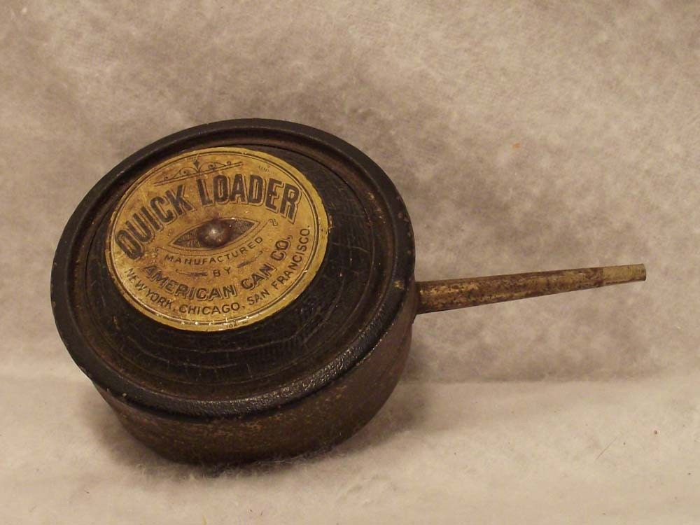 Quick Loader by American Can Co circa 1800's
