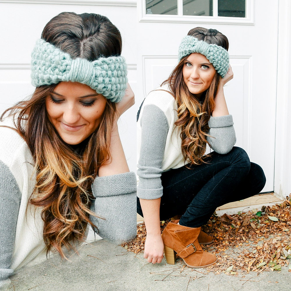 Knitted Headband Knit Headband CHOOSE YOUR COLOR - BglorifiedBoutique