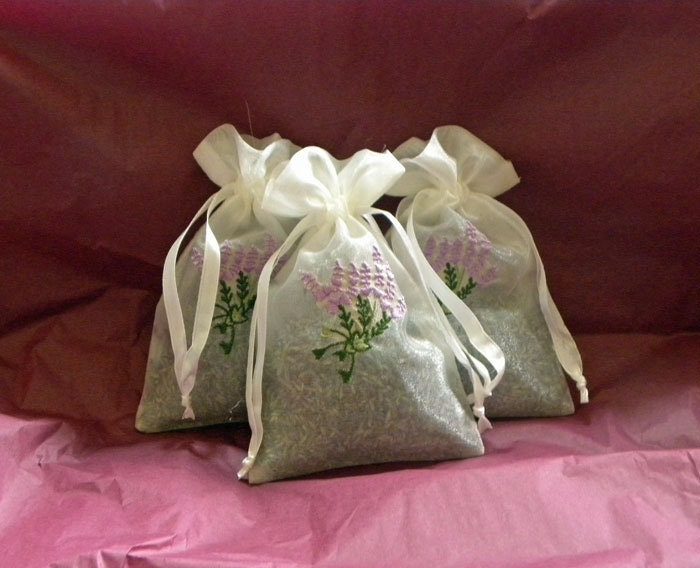 3-pack Dried Organic Lavender Buds