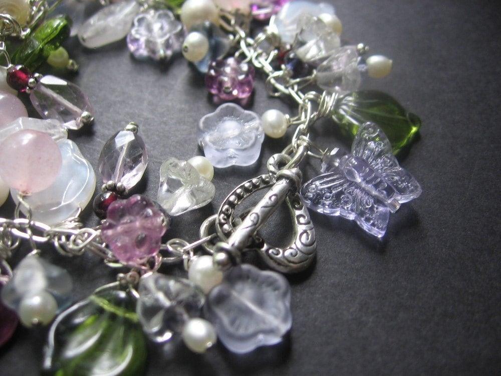 Butterfly Garden (bracelet)