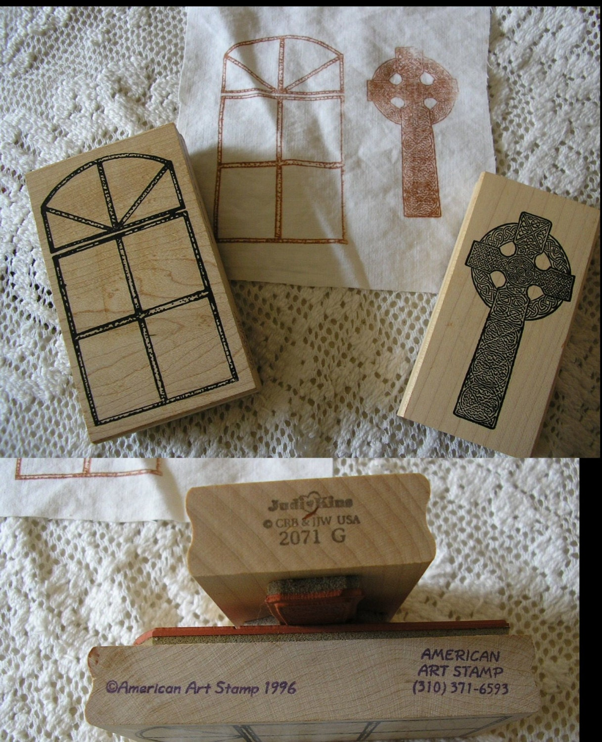 Rubber Stamp Art Projects Unavailable Listing on...