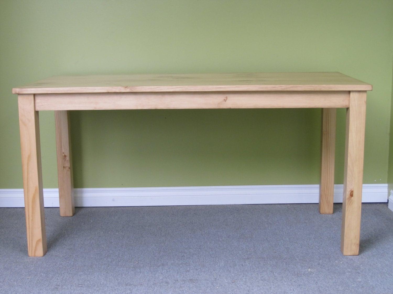 pine writing desks