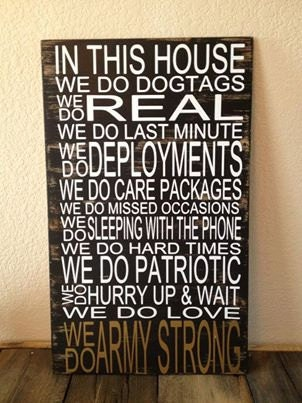 Military Family Rules Deployment Rules - Kreationsbykellyr