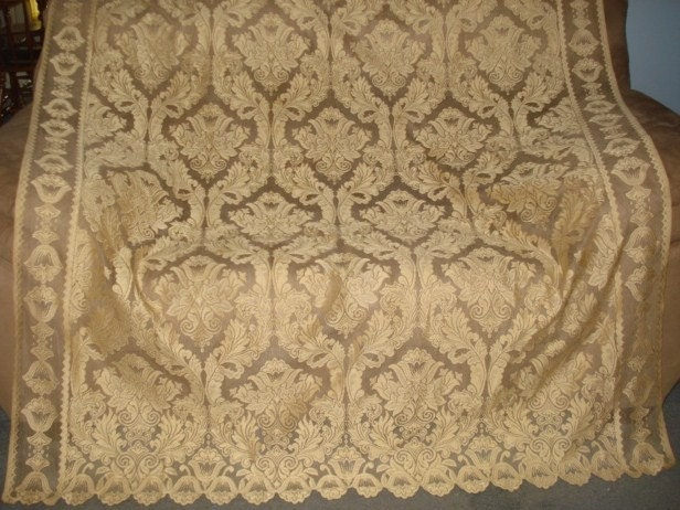 the best 28 images of gold lace curtains