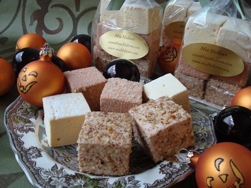 Halloween Sampler 6 Piece Gourmet Marshmallows