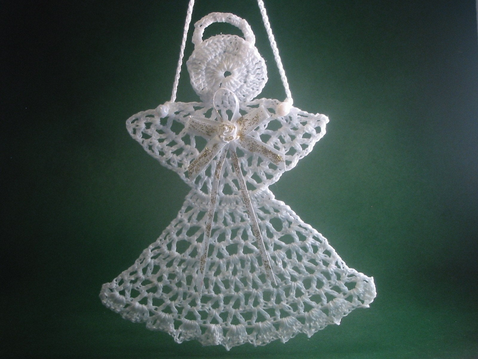 Мелани Ангел - ручного вязания орнамента