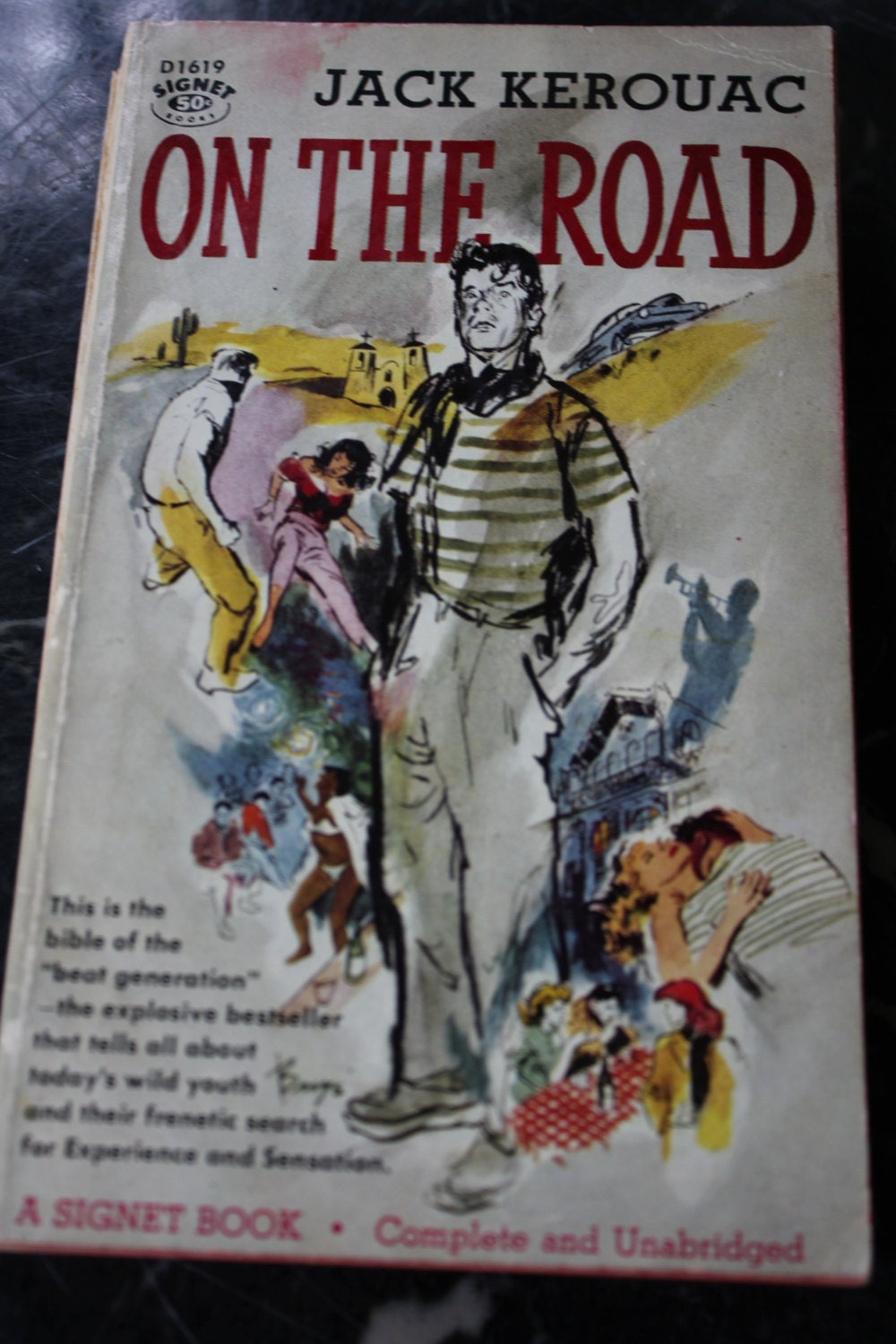 on the road: the fictional reality by jack kerouac essay On the road summary jack kerouac 60 short essay questions jack kerouac, regarded in modern american fiction as the authentic voice of the beat generation.
