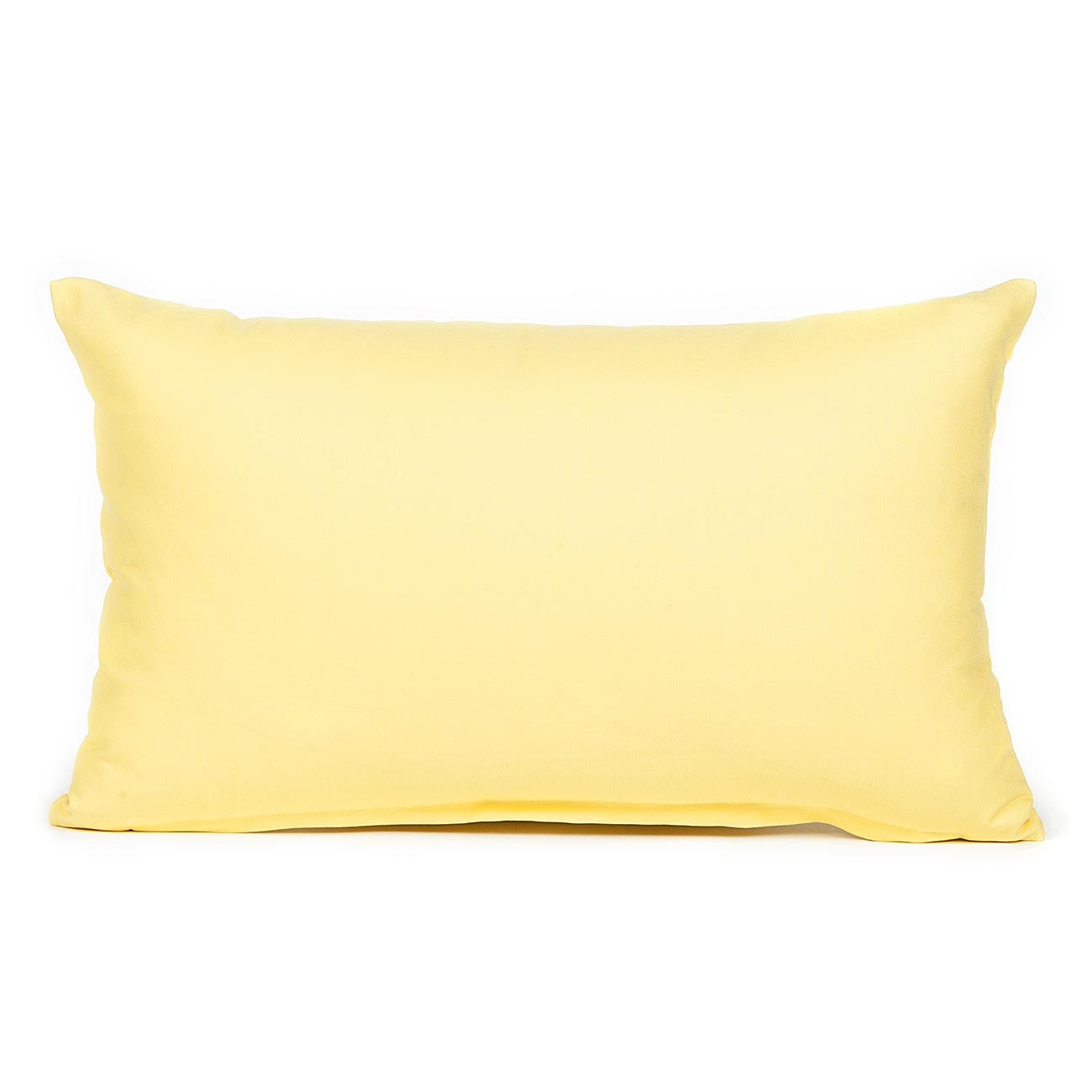 Throw Pillows 20 X 12 Yellow : 12 X 20 Solid Yellow Oblong Throw Pillow Cover by BHDecor on Etsy