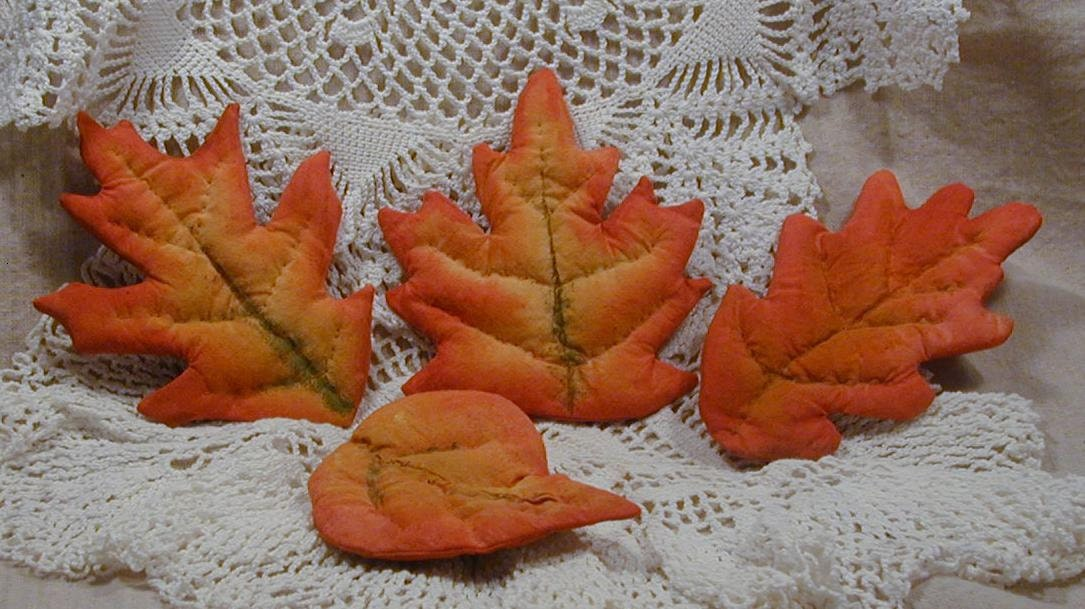 Primitive Leaves - ButtonsInTheAttic