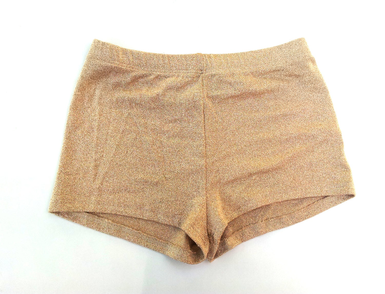 Vintage Hot Pants 90s, GOTTEX, Shorts in Gold, Booty Shorts. Womens Small -  Medium - Buyairsupply